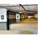 placas de sinalização de estacionamento Parque Peruche